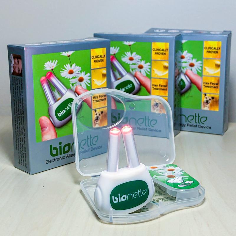 Bionette családi csomagolá - szénanátha ellen
