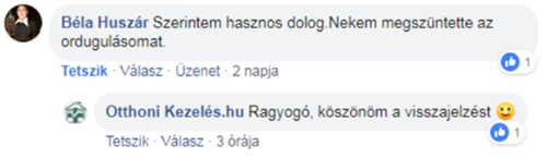 Bionette vélemény - Huszár Béla