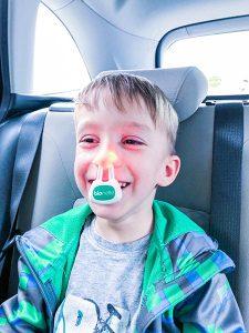 """""""Védőnőként nagyon sok allergiás kisgyerekkel találkozom, és a szülők nagy többsége azt mondja, hogy szteroid tartalmú szereket nem szeretne használni!"""""""